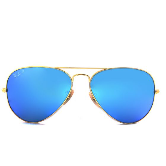 Ray-Ban - RB3025 0112 17 Size- 62