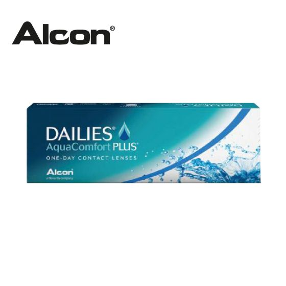 DAILIES AquaComfort Plus Daily 30 Pack