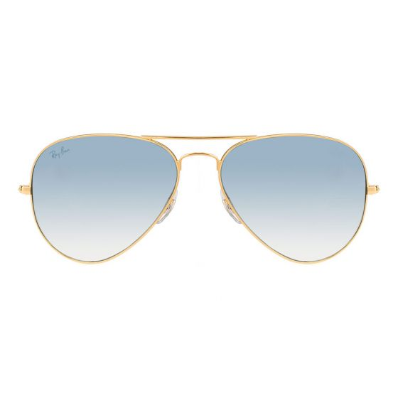 Ray-Ban - RB3025 001 3F Size - 55