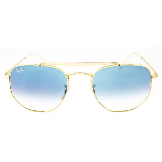 Ray-Ban - RB3648 001 3F size - 54