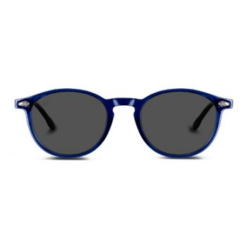 Nooz Cruz Navy Blue Sunglasses - Size 45