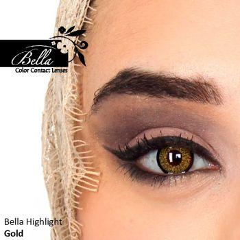 Bella Highlight - Gold  - Plano